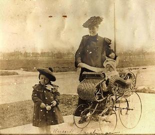 История детской одежды. Мода для детей — немного истории