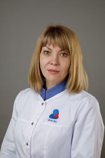Железнякова Ольга Николаевна
