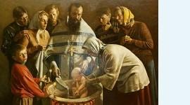 Крещение детей, рожденных суррогатными матерями
