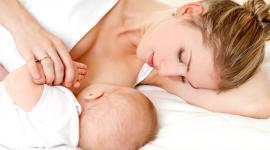 Грудное вскармливание не только полезно, но и ... вредно. Для зачатия