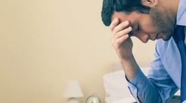 Мужская депрессия снижает шансы на зачатие