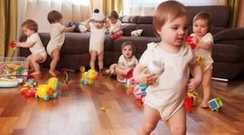 В России растет число многодетных семей