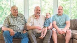 У многодетных отцов - плодовитые сыновья