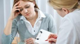 Депрессия снижает шансы забеременеть более чем вдвое