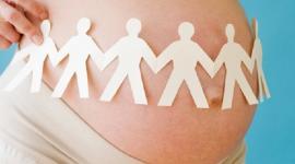 На Южном Урале растет число многоплодных родов