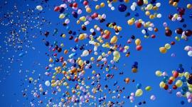 Над Кремлем запустят тысячу шаров с нарисованными эмбрионами