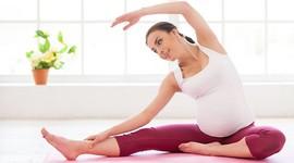Чем полезна физкультура при беременности?