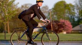 Велосипед вредит мужчинам больше, чем алкоголь