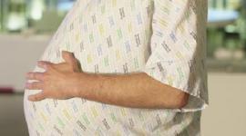 У 50-летнего мужчины «диагностирована» беременность