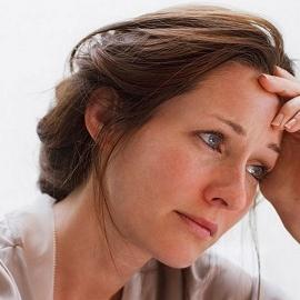 Стресс препятствует зачатию ребенка