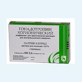 Хорионический гонадотропин (ХГ)
