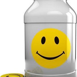 Не грусти, антидепрессантом похрусти