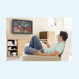 Телевизор убивает мужчину… в мужчине