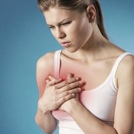 Почему болит грудь до и после месячных