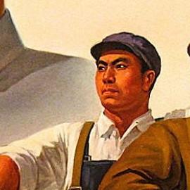 Китайский донор спермы: стройный волосатый коммунист