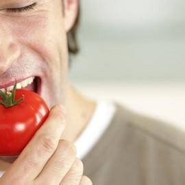 Качество спермы улучшают помидоры