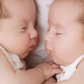 В Хабаровском крае стали чаще рождаться двойни