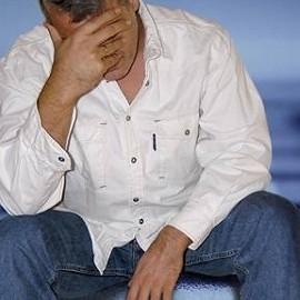 Стресс приводит к мужскому климаксу