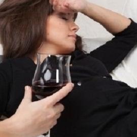 Вино снижает шансы на успешное зачатие