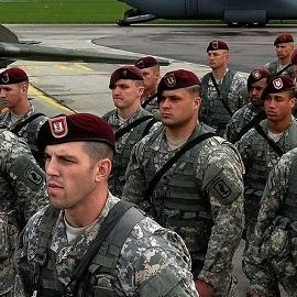 Пентагон будет бесплатно хранить генетический материал своих солдат