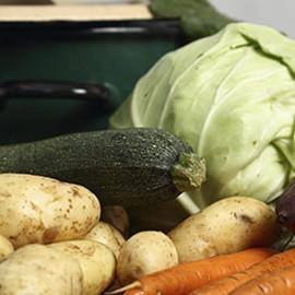 Овощная диета снижает риск преждевременных родов