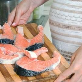 Беременным полезно есть рыбу