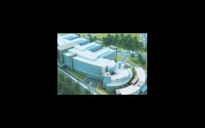 Новый перинатальный центр в Лапино