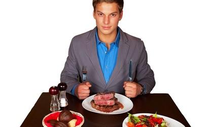 Настоящая мужская еда