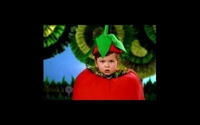 Будь мужчиной, съешь помидор