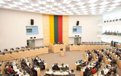 А как у них: в литовском сейме продолжается борьба за закон об ЭКО