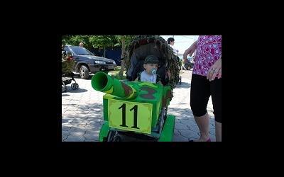 Россия, Украина и… детские коляски
