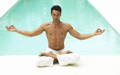 Йога улучшает качество спермы