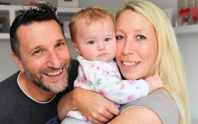 Женщина родила через 7 лет после менопаузы