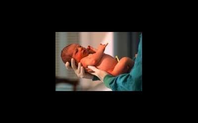 В Курске родился первый ребенок «из пробирки»
