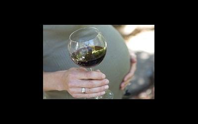 Алкоголь во время беременности и интеллект ребенка