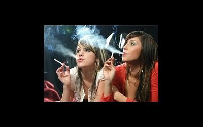 Даже пассивное курение приводит к преждевременному старению яичников