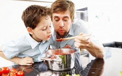 Питание отца – здоровье ребенка