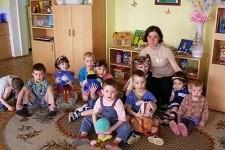 Социальная работа с сиротами и приемными семьями