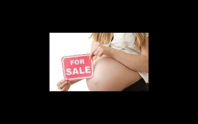 Хочу продать ребенка