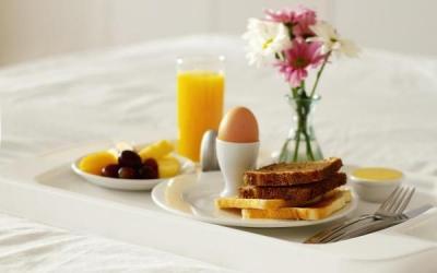 Калорийный завтрак – лекарство от бесплодия