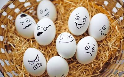Волшебные яйца
