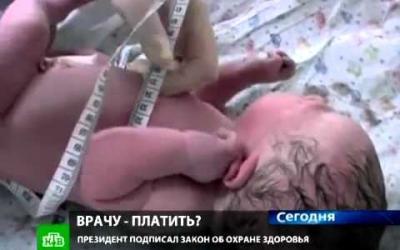 "Embedded thumbnail for ""Сегодня"" НТВ 22. 11. 2011"