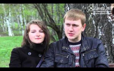 """Embedded thumbnail for """"Шаг навстречу счастью"""" с клиникой """"Центр ЭКО"""". Фильм первый"""
