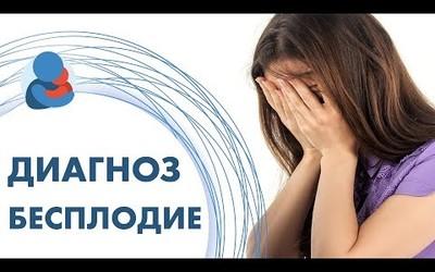 Embedded thumbnail for Причины и виды женского бесплодия