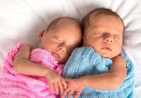 Склонность к рождению мальчиков в семьях не наследуется