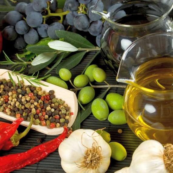 Средиземноморская диета улучшает мужское здоровье