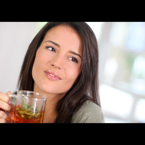Чай полезен для женского здоровья