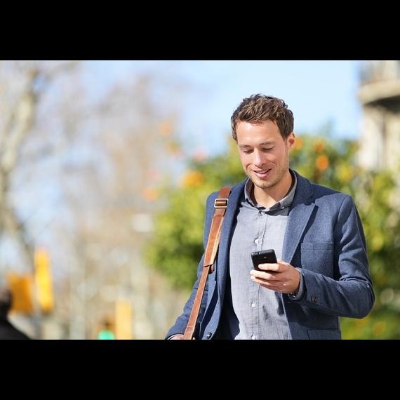 Смартфоны вредят мужскому здоровью