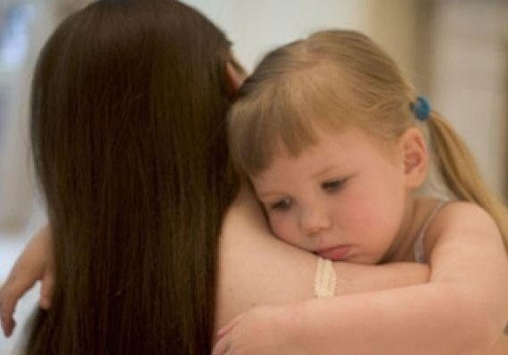 Стресс может передаваться от матерей к детям