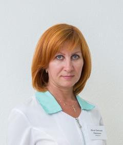 Юник Татьяна Павловна